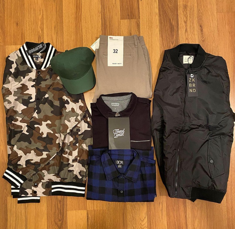 """""""Fresh gear that I can match with my other clothes"""" Scott's Story"""